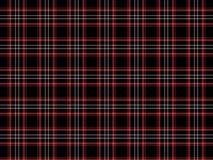 шотландка предпосылки Стоковое Изображение