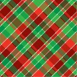 шотландка рождества Стоковые Фото