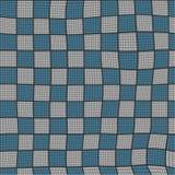шотландка сини предпосылки Стоковое Фото