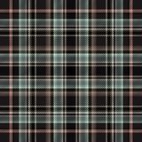 Шотландка ткани тартана, предпосылка безшовная ирландский год сбора винограда иллюстрация штока