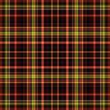 Шотландка ткани тартана, предпосылка безшовная Текстура тканья иллюстрация штока