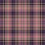Шотландка ткани тартана, предпосылка безшовная Checkered рождество иллюстрация штока
