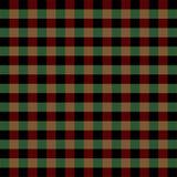 Шотландка Lumberjack Шотландская предпосылка клетки иллюстрация штока