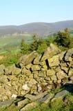 Шотландская сельская местность стоковые изображения rf