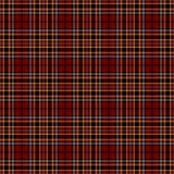 шотландская ткань Стоковые Фотографии RF