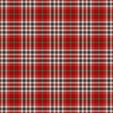 шотландская ткань Стоковая Фотография