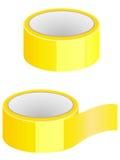 шотландский желтый цвет Стоковые Изображения RF