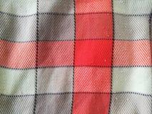 Шотландский шарф стоковая фотография rf