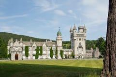 Шотландия, замок balmoral Стоковое Изображение