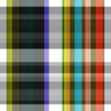 шотландка картины безшовная Стоковые Изображения RF