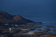 Шотландская береговая линия Стоковое Изображение