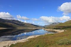 Шотландский ландшафт Стоковое Фото
