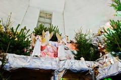 Шпаргалка рождества рождества Стоковые Фото