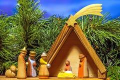 Шпаргалка, украшение рождества Стоковое фото RF