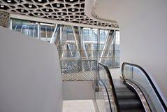 Шпиль Варшавы строя самомоднейший офис Стоковые Изображения