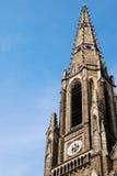 шпиль собора готский Стоковое фото RF
