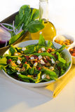 шпинат салата Стоковое Изображение RF