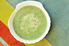 шпинат супа Стоковая Фотография RF