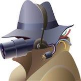 шпионка Стоковое фото RF