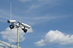 Шпионя камеры Стоковые Изображения RF