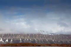 Шпицберген. Стоковая Фотография RF