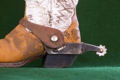 шпора ботинок Стоковые Изображения RF