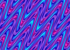 шпунтовые волны Стоковое фото RF