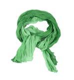 шрам зеленого цвета хлопка Стоковое Изображение RF