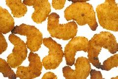шримс попкорна стоковые изображения