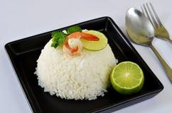 шримс риса Стоковое Изображение