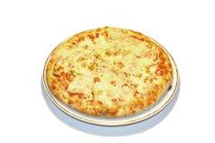 шримс семг пиццы Стоковое Изображение RF