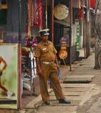 Шри-Ланка, streetlife стоковые фотографии rf