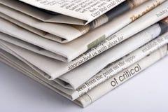 штабелированная бумага стоковые фото