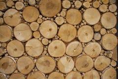 Штабелированная картина ветвей стоковое фото rf