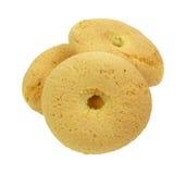 Штабелированные испеченные печенья заедк Стоковое Изображение RF