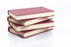 Штабелированные книги Стоковое Фото