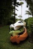 штабелированные kayaks Стоковое Изображение