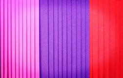 Штабелировать множественных слоев красочной бумажной текстуры для пр стоковое изображение