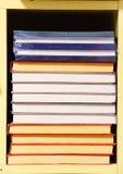 Штабелированные бумаги офиса Стоковая Фотография RF