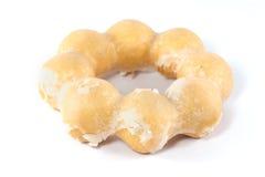 Штабелированные засахаренные donuts Стоковое фото RF