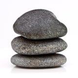 Штабелированные камни Стоковые Фотографии RF