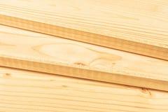 Штабелированные планки сосны Стоковые Фотографии RF