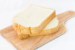 Штабелированные хлебы 2 части Стоковое Изображение