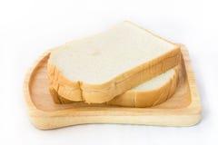Штабелировать 2 хлебы Стоковое Фото