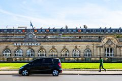 Штабы Air France в Париже Стоковые Фотографии RF