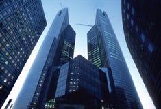 штабы buildin корпоративные Стоковое Фото