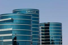 Штабы Oracle корпоративные Стоковое Изображение RF