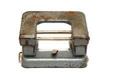 штамповщик отверстия старый Стоковое Фото