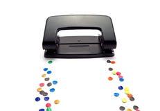 штамповщик отверстия Стоковая Фотография RF