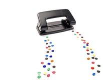 штамповщик отверстия Стоковые Фотографии RF